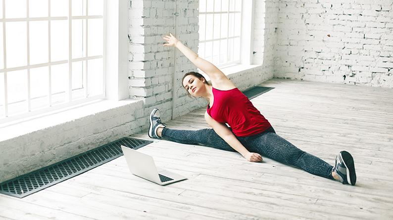 online fitness coaching platform